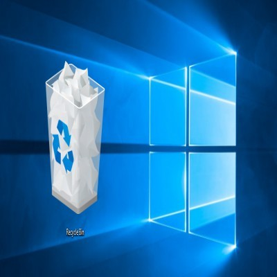 Tip of the Week: Relocating a Lost Recycle Bin