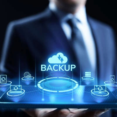 A Business' Data Needs a Backup