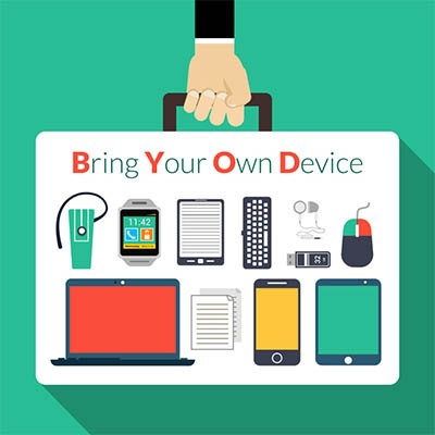 BYOD Is a Must for Today's Businesses